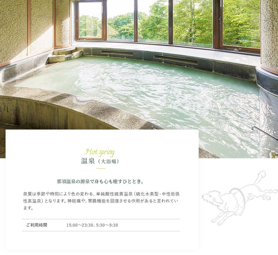 温泉(大浴場)